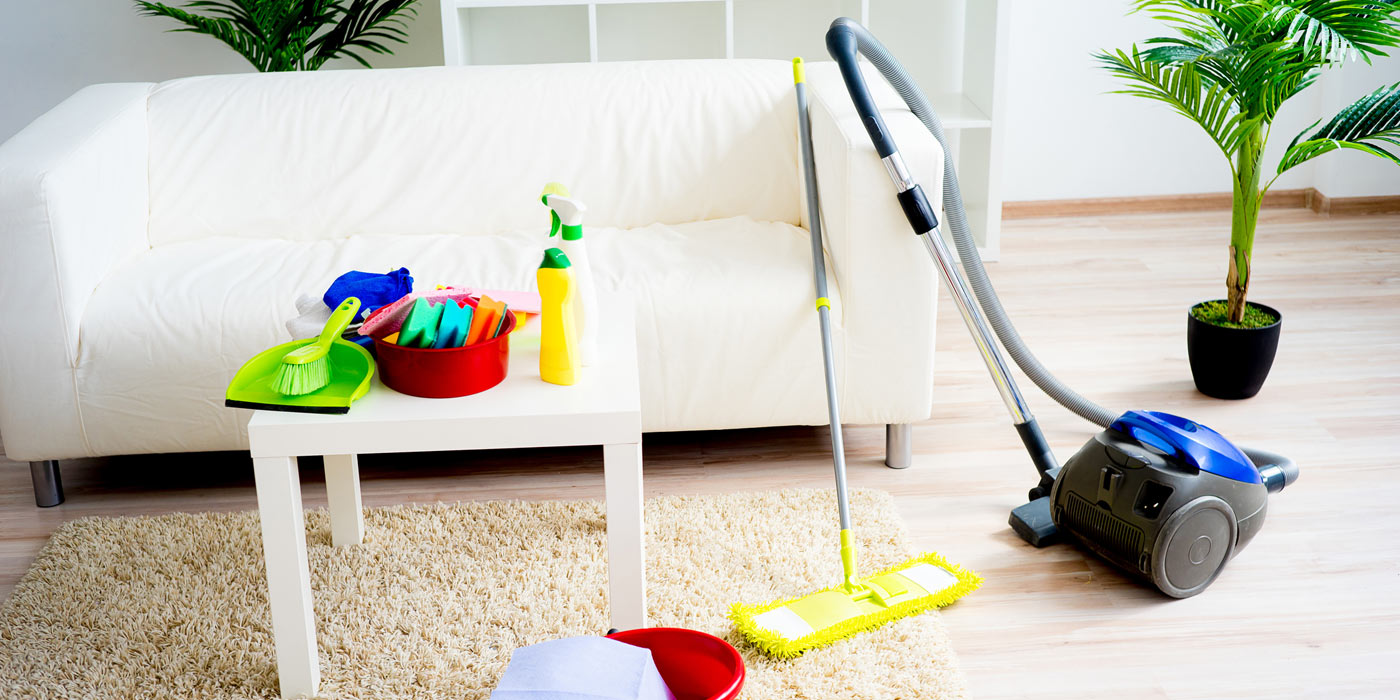 RESIDENTIAL CLEANING